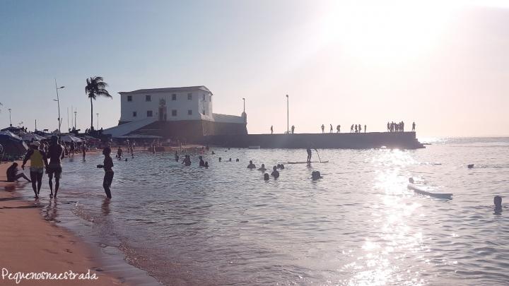 por do sol praia
